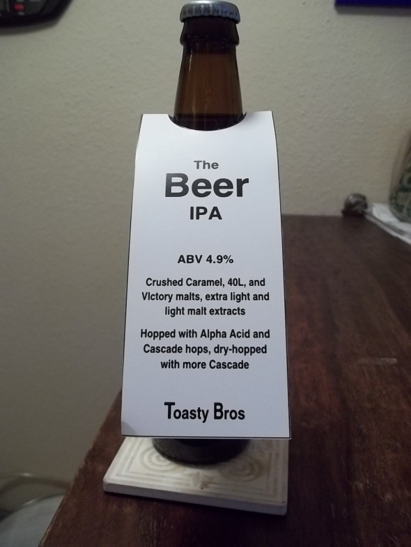 the beer ipa